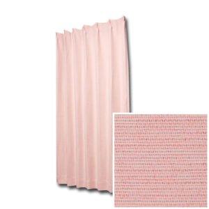 パステルカラー定番無地調1級遮光オーダーカーテン スイーツ ピンク