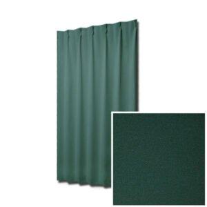 和色カーテン 常盤緑