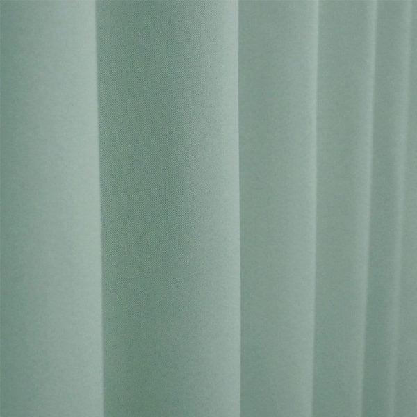 当店オリジナル!和な色オーダーカーテン 40色 1級遮光 和色カーテン 白緑