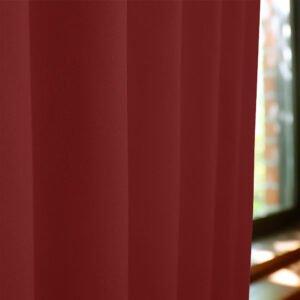 和色カーテン 紅