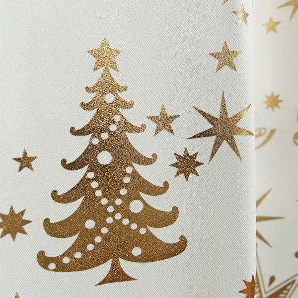 ユールアイボリークリスマスツリー