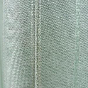 ホッとする色合い 和な雰囲気のオーダーカーテン トロワ グリーン