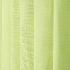 パステルカラー定番無地調1級遮光オーダーカーテン スイーツ グリーン