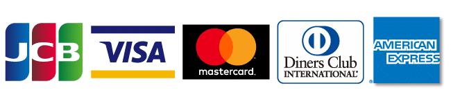 キャッシュレス対象クレジットカード